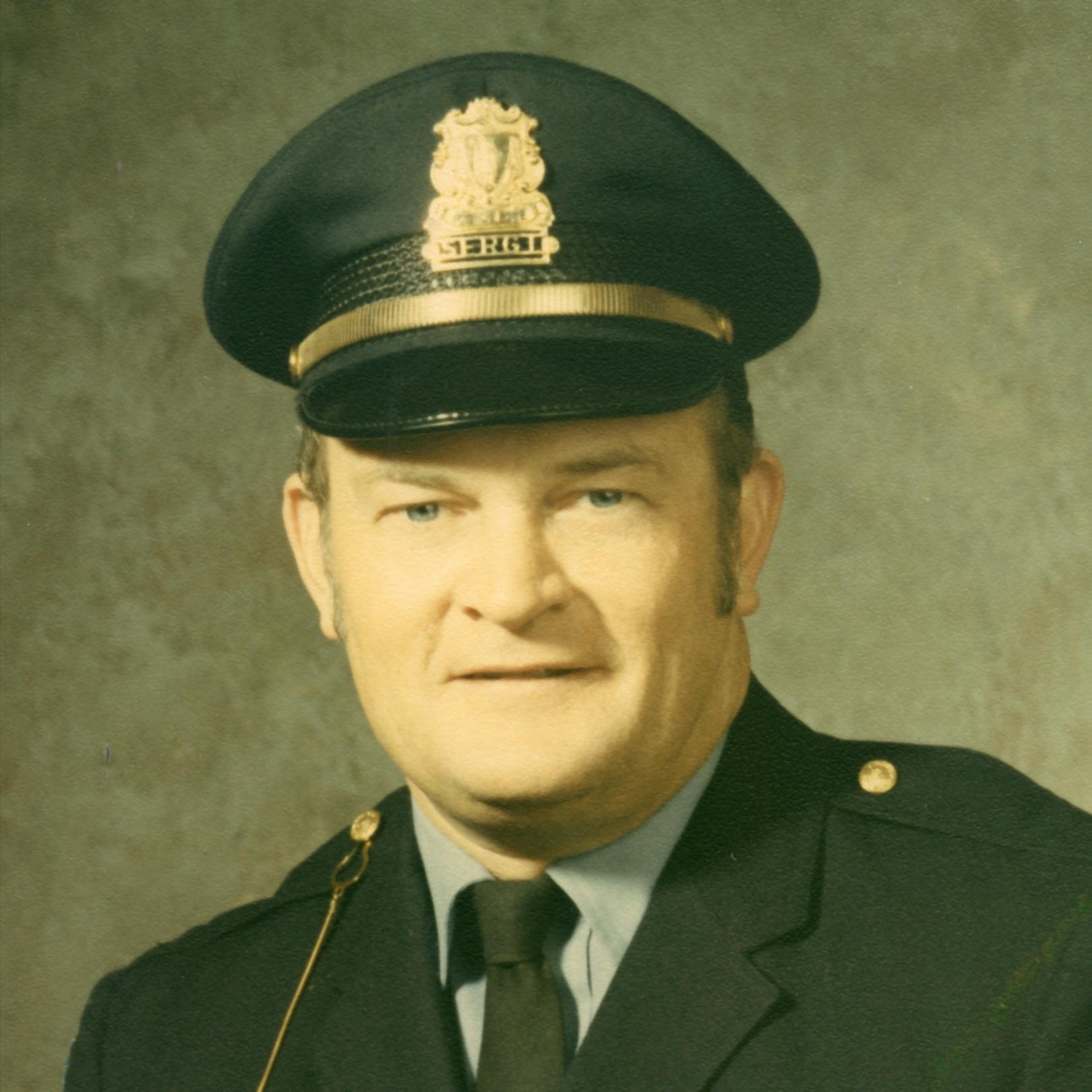 """Ret. Sgt. Leslie """"Buddy"""" H. Adams Jr. of N. Chelmsford"""