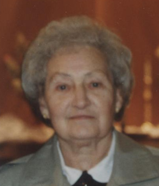 Doris E. Pomerleau of North Chelmsford, MA