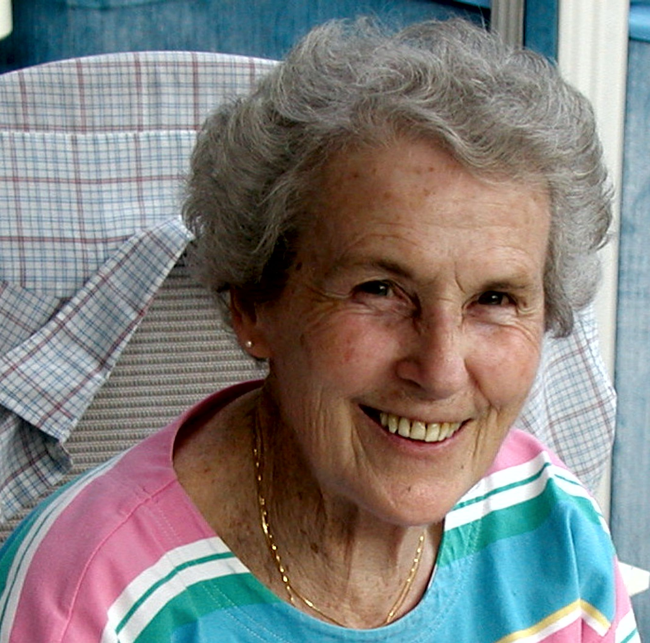 Ann J. (Davis) (Chartier) Butterfield of Lowell, formerly of Dunstable