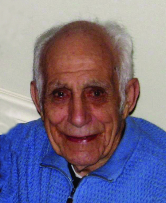 Peter M. Cervone of Chelmsford
