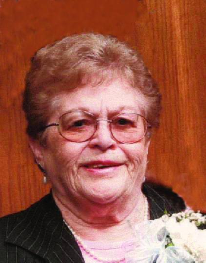 Gladys Ruth (Ashford) Collette of Lowell