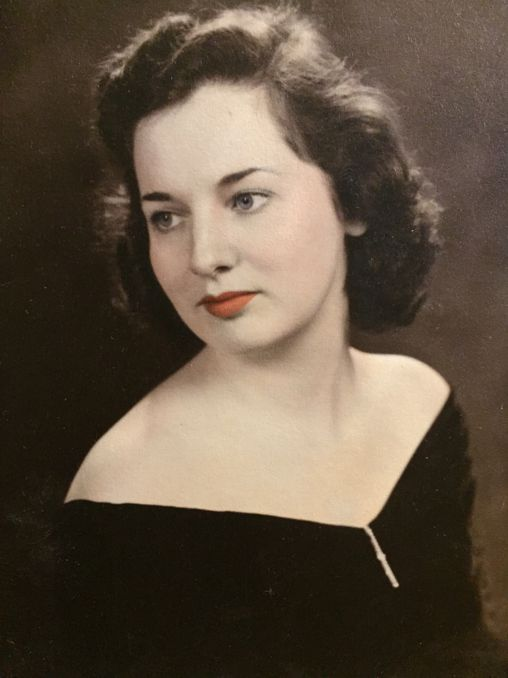 M. Louise Ryder RN of Fall River, MA
