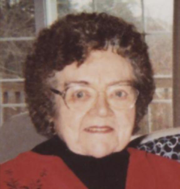 "Mary ""Betty"" Boudreau of Lowell, MA"