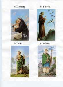 Prayer Cards 1