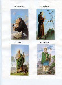 Prayer Cards 1
