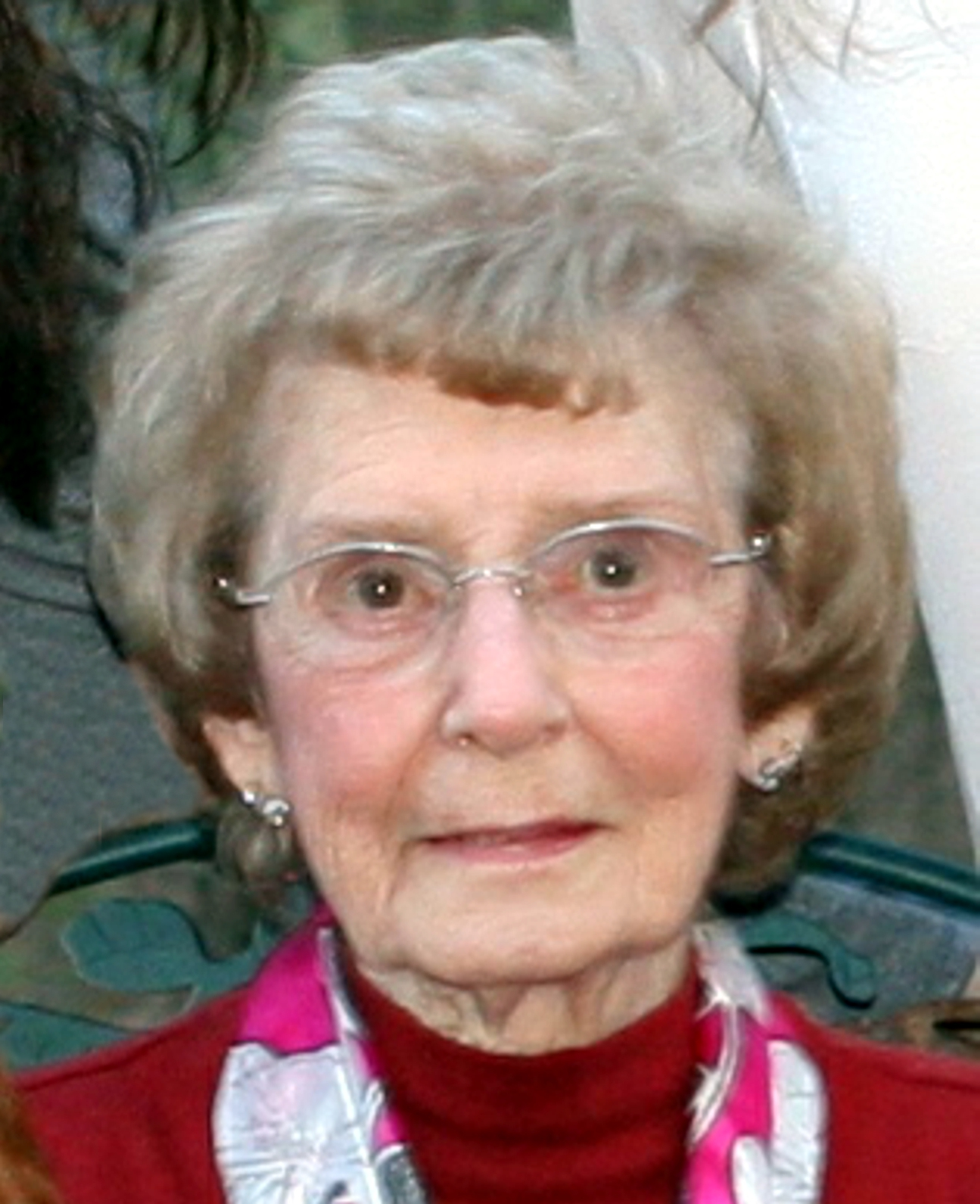"Elizabeth ""Betty"" (Hamilton) Copp of Chelmsford, MA"