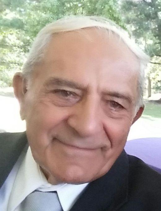 Daniel Arslanian of Pelham, NH