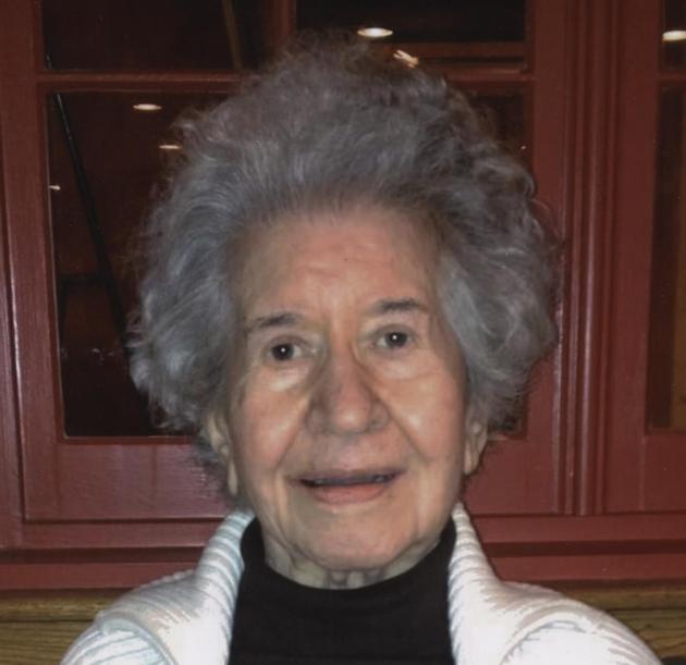 Charlotte F. Dziurkiewicz of North Chelmsford