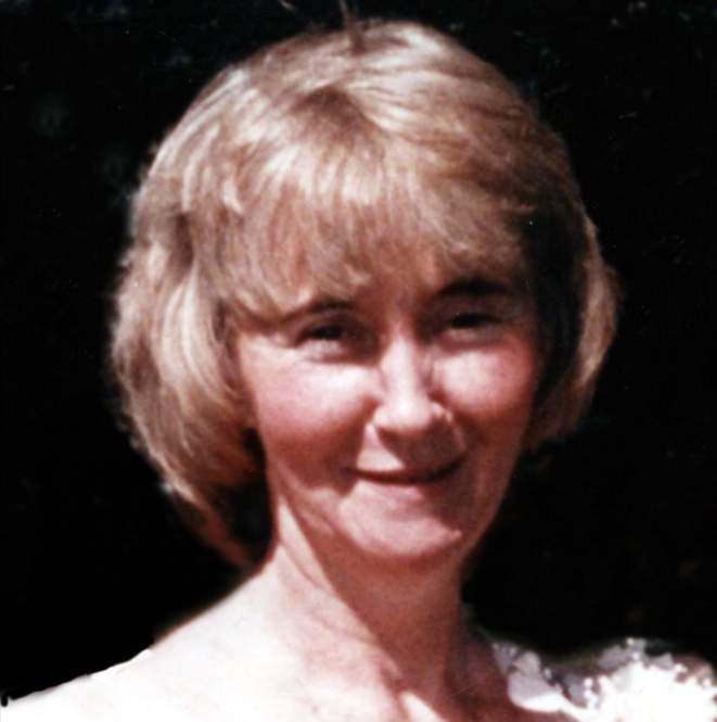 Mary Louise McCarthy of Chelmsford