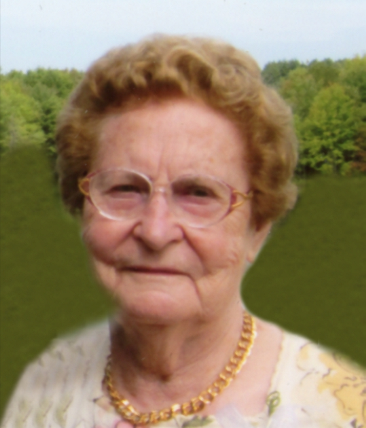 Ruth Emily (Tully) Choate of Tyngsboro formerly of Dunstable