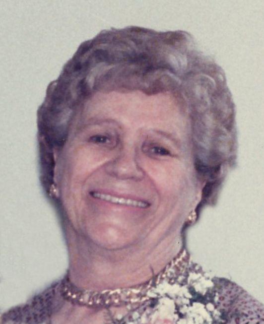 Josephine (Kasilowski) Perry of Lowell, MA