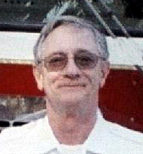 Donald B. Singleton Retired Tyngsboro Deputy Fire Chief