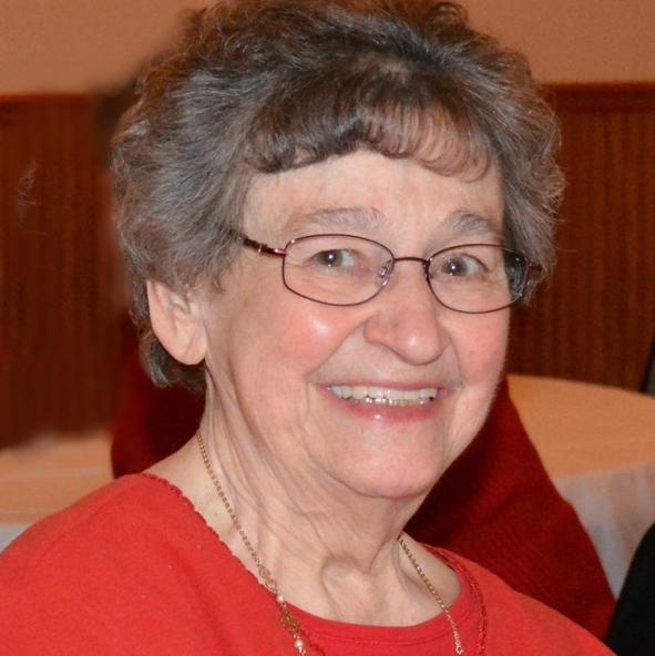 Katherine Theresa (Robinson) O'Dowd of Lowell