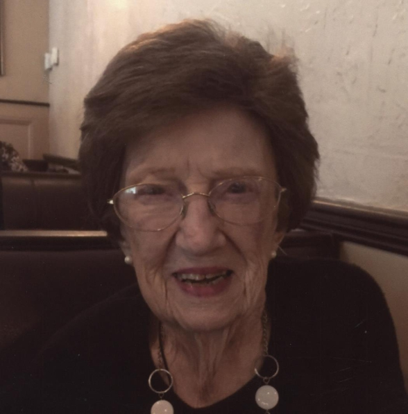 Mary J. Roddy, 99, of Chelmsford