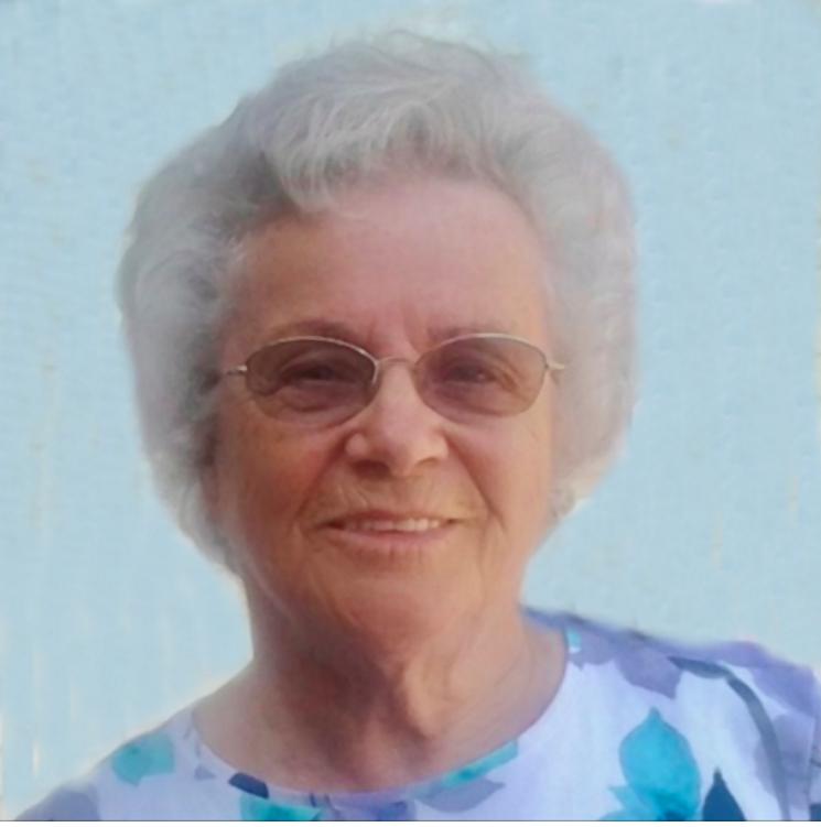 Lorraine M. (Davidson) Gould of Pepperell
