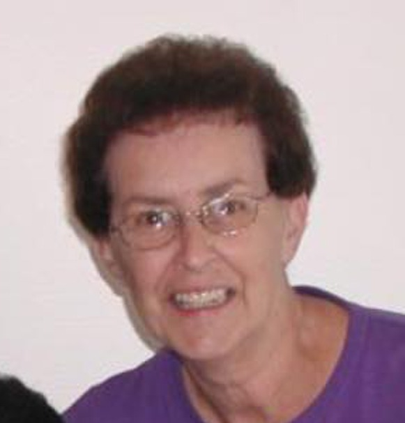 Patricia (Fantozzi) McGovern of N. Chelmsford