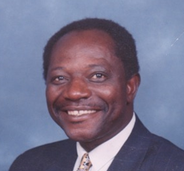Rev. Moses Juludoe Anthony <br/> of  Lawrence Massachusetts
