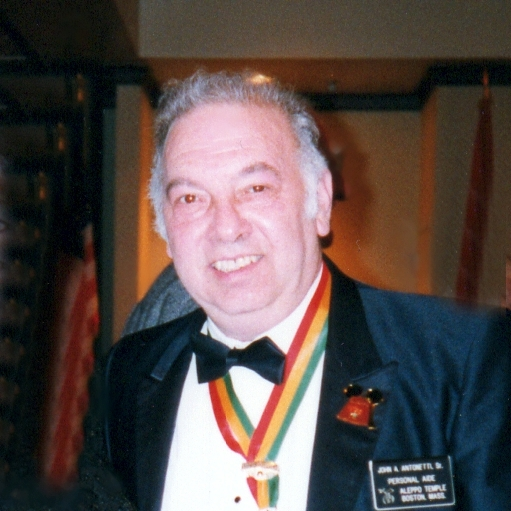 John Anthony Antonetti, Sr
