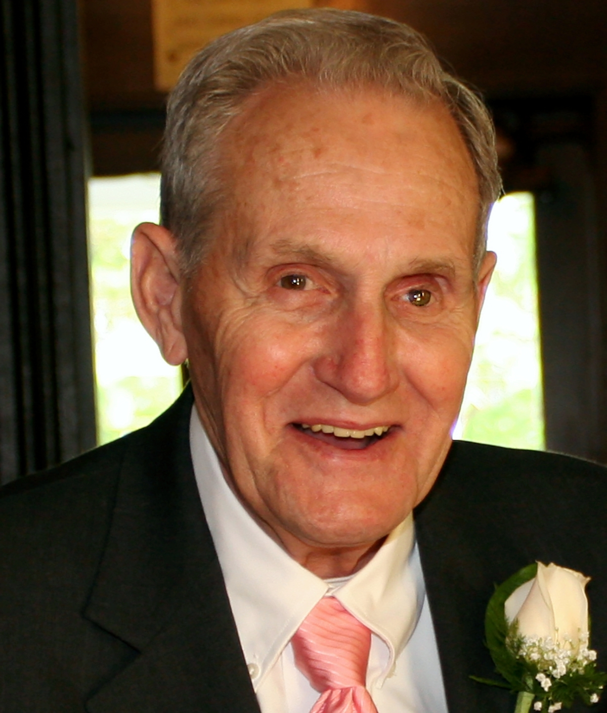 "James ""Bud"" F. Williams of Tyngsboro"