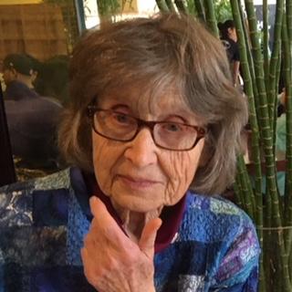 Joanne Gertrude Staples of Dunstable