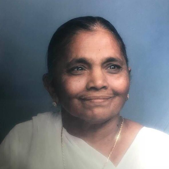 Diwaliben Patel of Lowell